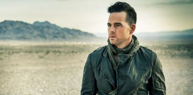 "David Nail Releases Cover Art and Track List for ""Fighter"""