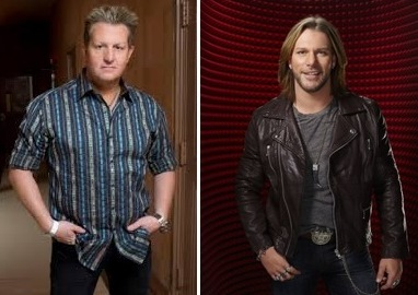 "Rascal Flatts' Gary LeVox and ""The Voice"" winner Craig Wayne Boyd to help shave heads this weekend"
