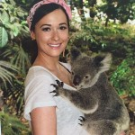 Kacey Musgraves and a koala 2