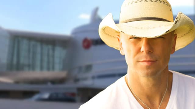 "Kenny Chesney Shares ""Noisy"" New Clue"
