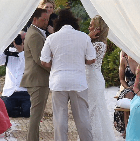 Insiders Look At The Jason Aldean Wedding