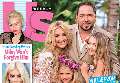 What was Jason Aldean's wife's first Instagram Post After Being Married?