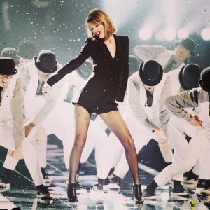 Taylor Swift at Brit Awards