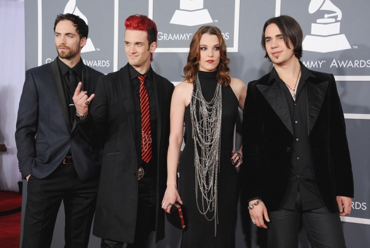 Nashville was hit by a Halestorm last night…