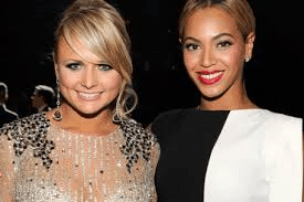 Miranda Lambert goes super fan on Beyoncé