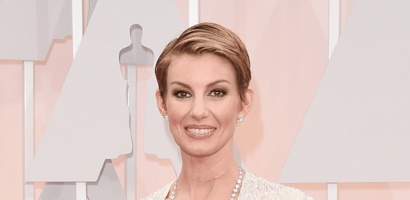 Faith Hill's Neck Scar Explained Because People Actually Noticed