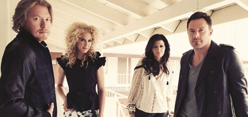 My night with an Aussie, some Brits, and Little Big Town: A review