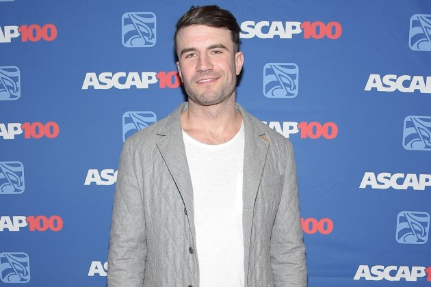 "Apparently Sam Hunt feels like the ""newest"" of the ACM Best New Artist nomineees"