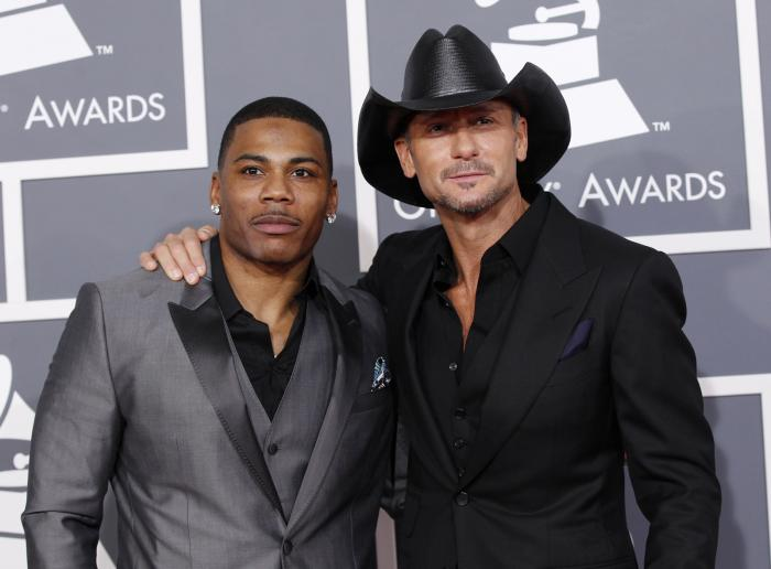 Nelly is putting the country in country grammar…