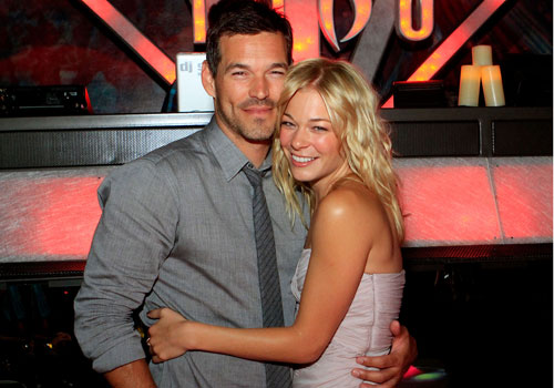 LeAnn Rimes and hubby celebrate 4 years of marriage