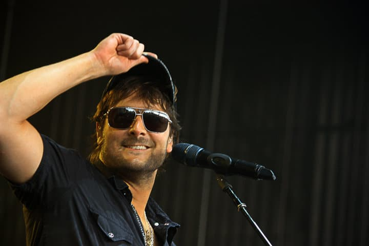 Eric Church's big moment was ruined by Sylvester Stallone