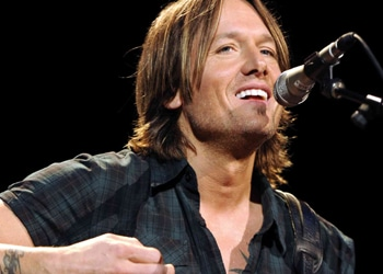 Keith Urban Gets His Song Motivation From the Men's Bathroom?