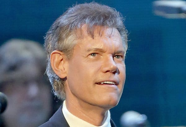 Surprise! Randy Travis recently got married