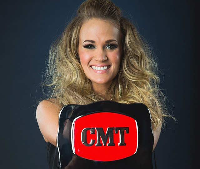 Carrie Underwood leads the CMT Music Awards pack