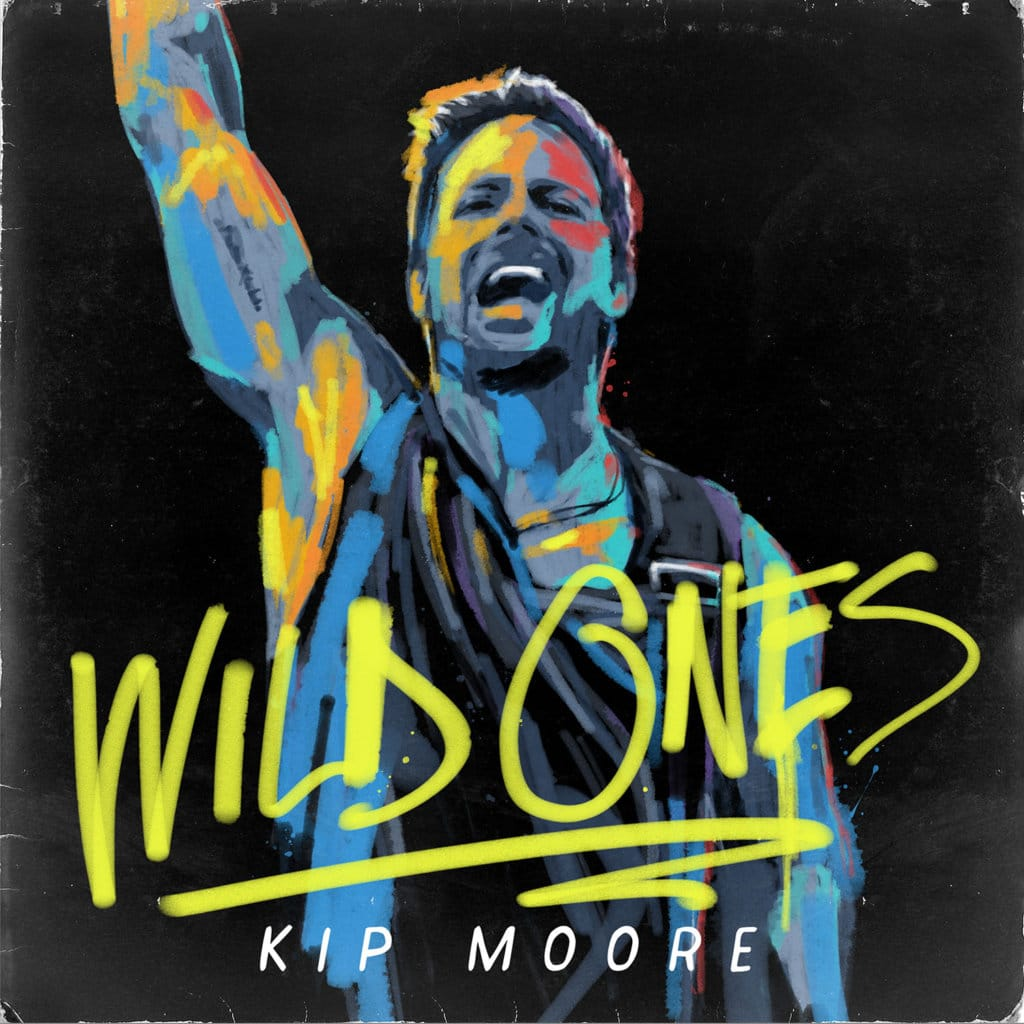 "Kip Moore announces new album ""Wild Ones"""