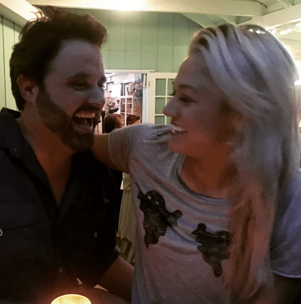Rumor confirmed: Randy Houser IS engaged to his Australian girlfriend