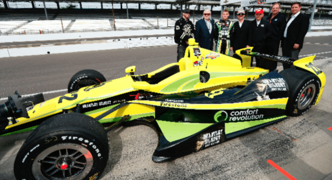 Big Machine to Have Big Indy 500 Presence