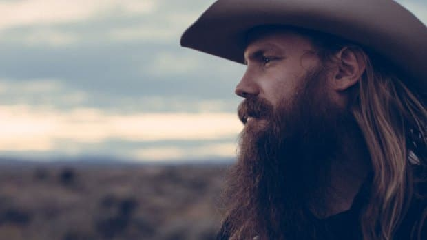 Chris Stapleton Makes $57,000 Donation To His High School