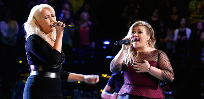 Meghan Linsey Proves She Is Invincible with a Little Help From Kelly Clarkson