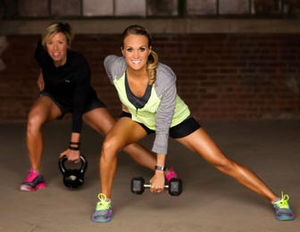 Carrie Underwood's post baby body makes us want to be more active