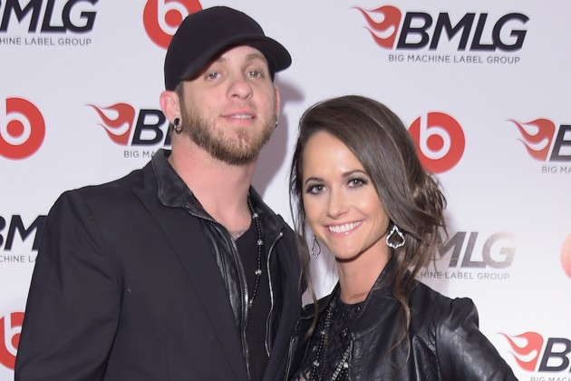 Brantley Gilbert is a Married Man!