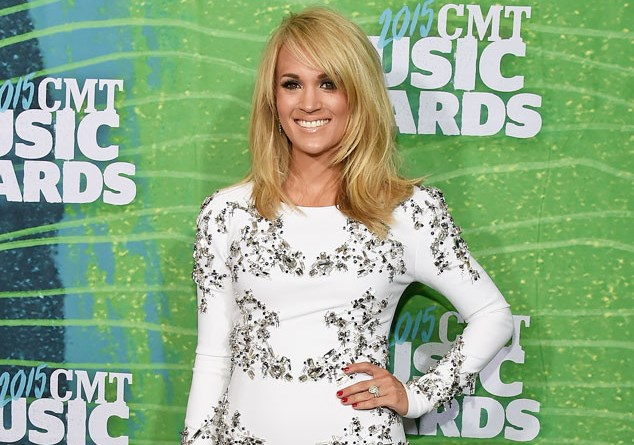 Carrie Underwood wins BIG at the CMT Music Awards