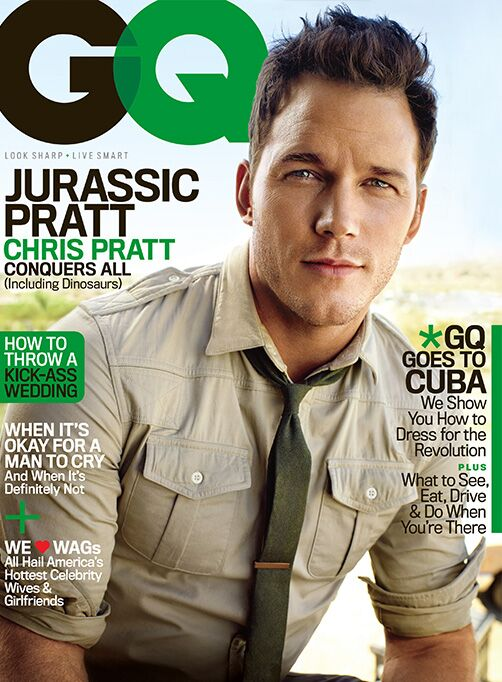 Chris Pratt GQ