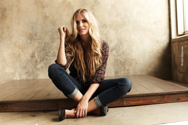 Holly Williams' home is as cool and unique as she is
