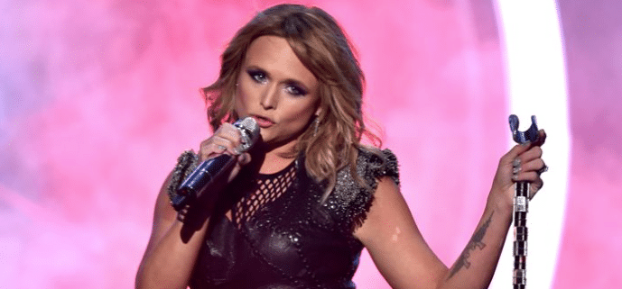 Miranda Lambert Takes Her Show to the Club