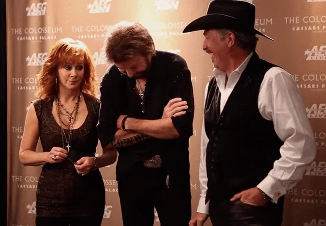 Reba, Brooks and Dunn in Vegas
