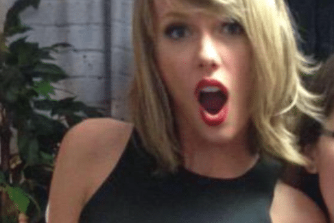 Taylor Swift's has the most famous belly button in the world…