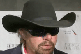 Toby Keith speaks out about gun control after Charleston…