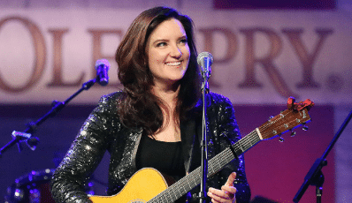 Could a Melissa Etheridge and Brandy Clark song be in the near future?