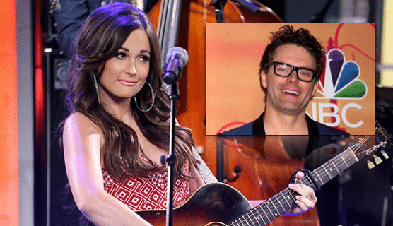 Kacey Musgraves gives Bobby Bones some love…
