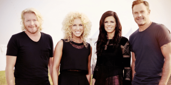 Little Big Town's strangest autograph request isn't that strange at all…