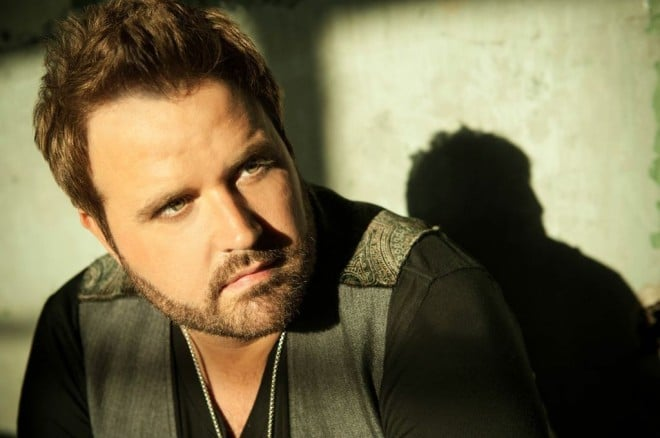 Randy Houser Rides Off Like a Cowboy