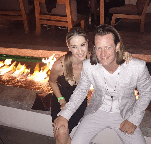 Confirmed: Florida Georgia Line's Tyler Hubbard is a married man