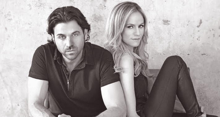"""Exclusive Reveal: See the Stunning Cover For Haley & Michaels' New Single """"Drinking About You"""""""