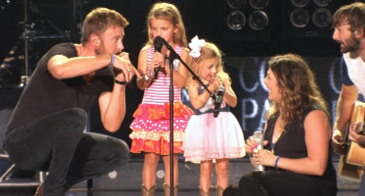 Three-Year-Old Transplant Survivor Sings with Lady Antebellum (Watch!)