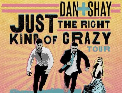 Will you be going to see Dan + Shay on their tour this fall?
