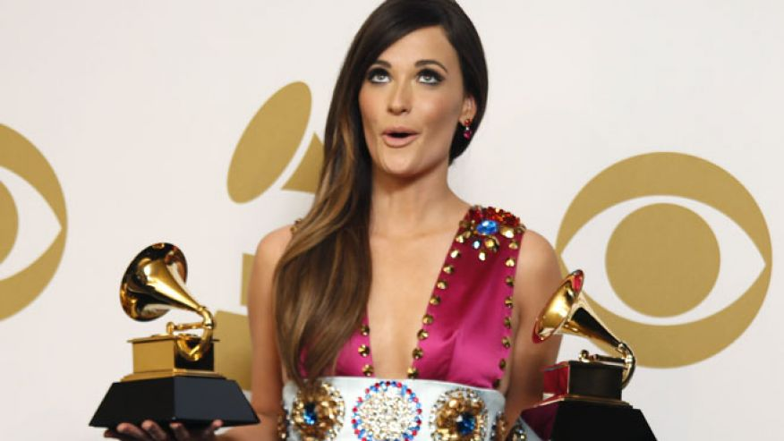 Small T*ts and Big Hits is What The Kacey Musgraves Autobiography Would Be Called…