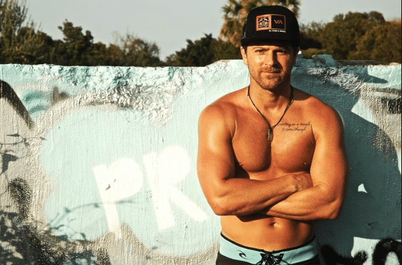 Anyone have a cold shower available? Kip Moore teases latest music video…