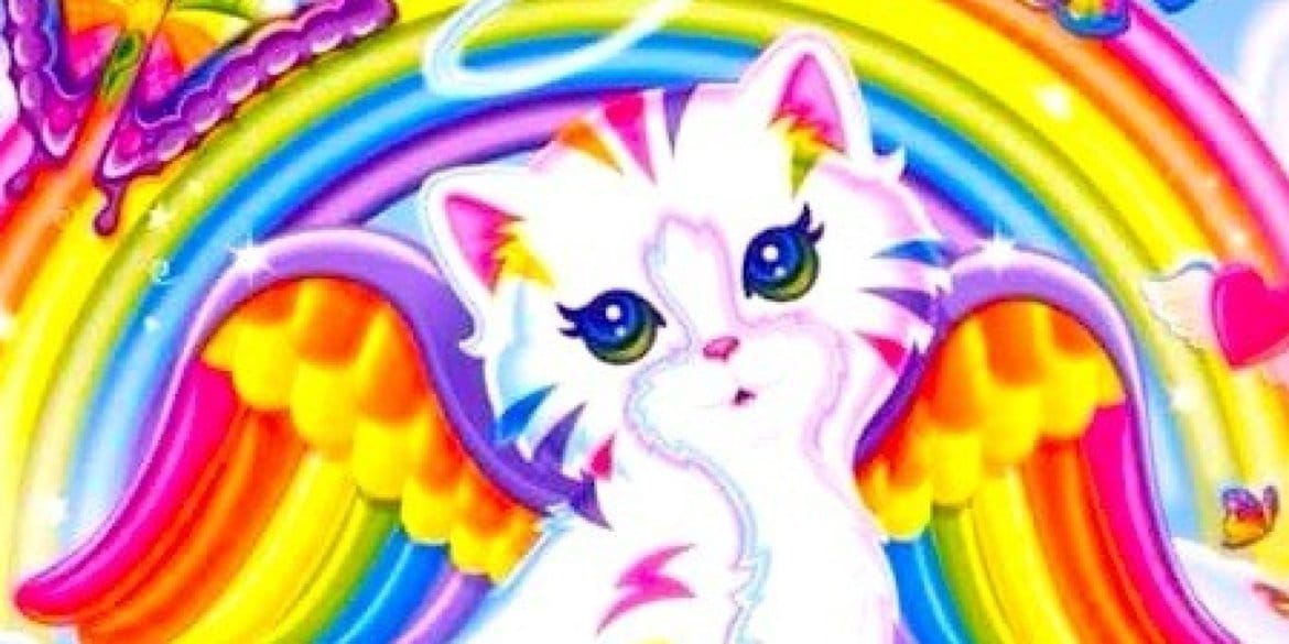 Miranda Lambert gets her Lisa Frank on
