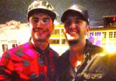 Would you rather party with Sam Hunt or Luke Bryan?