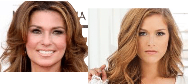Four Reasons Cassadee Pope is secretly Shania Twain's Daughter.