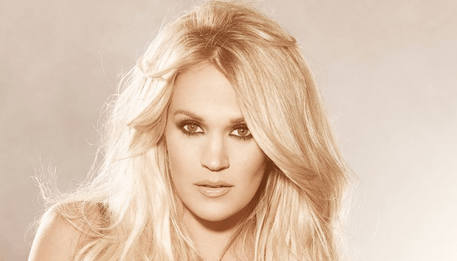 Hear Carrie Underwood's Heartbeat