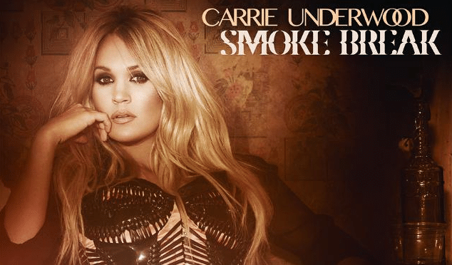 "Single Review: Carrie Underwood's BRAND NEW SONG ""Smoke Break"""