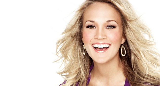 Carrie Underwood Reunites with a Man From Her Past