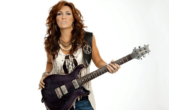 Jo Dee Messina Invites Tucson Fan to Join Her Band