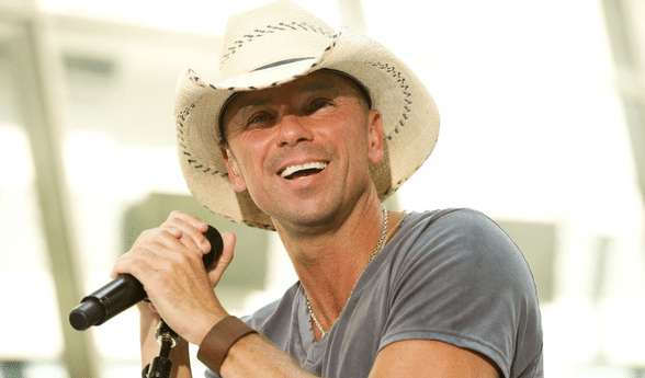 Kenny Chesney Turns On Fans' Minds With Social Media Teaser